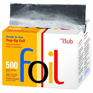 "Product Club Ready To Use Pop-Up Foil 500 (5"" x 11"") Silver"