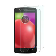 Crystal Clear Screen Protector for Motorola Moto E4 - Twin Pack