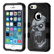 Military Grade Certified TUFF Image Hybrid Case for iPhone SE / 5S / 5 - Vampire