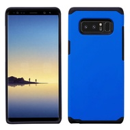 Hybrid Multi-Layer Armor Case for Samsung Galaxy Note 8 - Blue