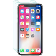 Crystal Clear Screen Protector for iPhone X - Twin Pack