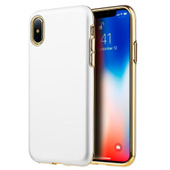 *Sale* Sublime Dual Layer Hybrid Case for iPhone XS / X - White