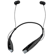 HyperGear Freedom BT100 Bluetooth 4.1 Wireless Headphones - Black