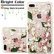 Confetti Quicksand Glitter Transparent Case for iPhone 8 Plus / 7 Plus / 6S Plus / 6 Plus - Sally Flower