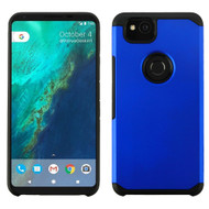 Hybrid Multi-Layer Armor Case for Google Pixel 2 - Blue