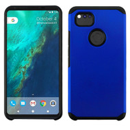Hybrid Multi-Layer Armor Case for Google Pixel 2 XL - Blue