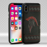 Military Grade Certified TUFF Contempo Hybrid Armor Case for iPhone XS / X - Spartan
