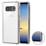 Duraproof Transparent Anti-Shock TPU Case for Samsung Galaxy Note 8 - Clear