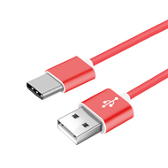 *SALE* Gummy Type-C Charge and Sync USB Cable - Red