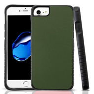Tough Anti-Shock Hybrid Protection Case for iPhone 8 / 7 / 6S / 6 - Army Green