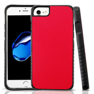 Tough Anti-Shock Hybrid Protection Case for iPhone 8 / 7 / 6S / 6 - Red