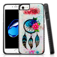 Tough Anti-Shock Triple Layer Hybrid Case for iPhone 8 / 7 / 6S / 6 - Dreamcatcher Love