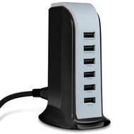 HyperGear Power Tower 6 High Speed Charging Station