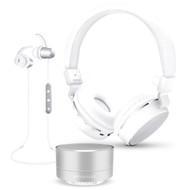HyperGear Bluetooth Wireless Bundle Gift Set - Silver