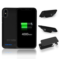 *Sale* Smart Power Bank Battery Case 4000mAh for iPhone X - Black