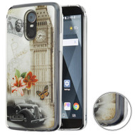 Air Cushion Shockproof Crystal TPU Case for LG Stylo 3 / Stylo 3 Plus - Big Ben