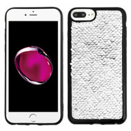Sparkle Sequins Case for iPhone 8 Plus / 7 Plus / 6S Plus / 6 Plus - Silver