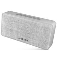HyperGear FABRIX Bluetooth V4.1 Wireless Speaker - Grey