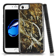*Sale* Tough Anti-Shock Triple Layer Hybrid Case for iPhone 8 / 7 / 6S / 6 - Tree Camouflage
