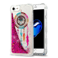 Tuff Lite Quicksand Glitter Transparent Case for iPhone 8 / 7 / 6S / 6 - Dream Catcher