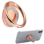 *Sale* Smart Loop Universal Smartphone Holder & Stand - Crystal Bling Rose Gold