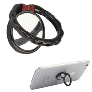 Smart Loop Universal Smartphone Holder & Stand - Bowknot Black
