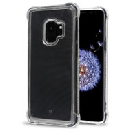 Tough Snap-on Crystal Fusion Case for Samsung Galaxy S9 - Clear