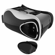 *Sale* 3D VR Headset Viewing Glasses Virtual Reality Goggle - Silver