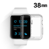 Invisible Thermoplastic Polyurethane Case for Apple Watch 38mm - Clear