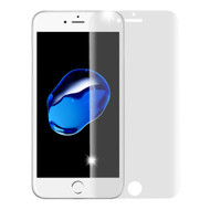 Premium Full Coverage 2.5D Tempered Glass Screen Protector for iPhone 8 / 7 - Clear