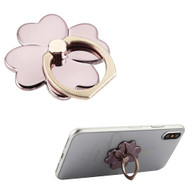 Smart Loop Universal Smartphone Holder & Stand - Flower Gunmetal