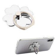 *Sale* Smart Loop Universal Smartphone Holder & Stand - Flower Silver