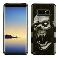 Military Grade Certified TUFF Image Hybrid Armor Case for Samsung Galaxy Note 8 - Vampire 033