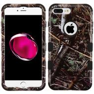 Military Grade Certified TUFF Hybrid Armor Case for iPhone 8 Plus / 7 Plus / 6S Plus / 6 Plus - Cedar Tree Camouflage