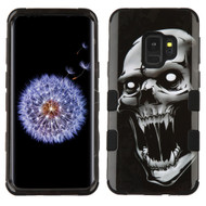 Military Grade Certified TUFF Image Hybrid Armor Case for Samsung Galaxy S9 - Vampire
