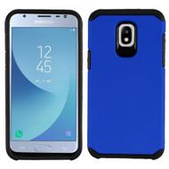Hybrid Multi-Layer Armor Case for Samsung Galaxy J3 (2018) - Blue