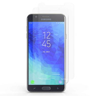 Crystal Clear Screen Protector for Samsung Galaxy J7 (2018) - Twin Pack