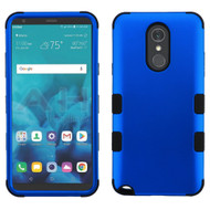 *Sale* Military Grade Certified TUFF Hybrid Armor Case for LG Stylo 4 - Blue