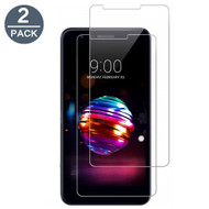 Crystal Clear Screen Protector for LG K30 - Twin Pack