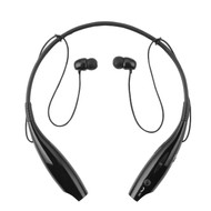 Bluetooth V4.1 Wireless Sports Stereo Headset - Black