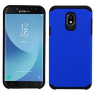 Hybrid Multi-Layer Armor Case for Samsung Galaxy J7 (2018) - Blue