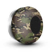 HyperGear H2O IPX4 Water Resistant Bluetooth Wireless Speaker with Built-In Mic - Camouflage