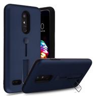 *Sale* Finger Loop Case with Kickstand for LG K30 - Navy Blue