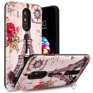 Finger Loop Case with Kickstand for LG K30 - Paris Memory