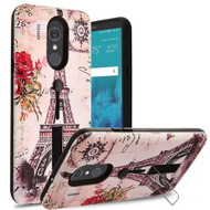 *Sale* Finger Loop Case with Kickstand for LG Stylo 4 - Paris Memory