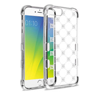 TUFF Klarity Electroplating Anti-Shock TPU Diamond Case for iPhone 8 Plus / 7 Plus / 6S Plus / 6 Plus - Cosmo Sparks