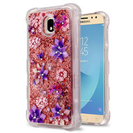 Tuff Lite Quicksand Case for Samsung Galaxy J7 (2018) - Purple Stargazers