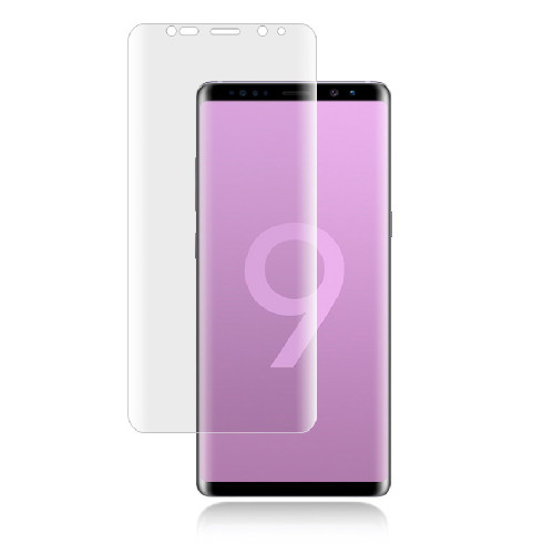 Curved Coverage Crystal Clear Screen Protector for Samsung Galaxy Note 9