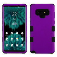 Military Grade Certified TUFF Hybrid Armor Case for Samsung Galaxy Note 9 - Purple