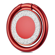 Smart Loop Universal Smartphone Holder & Stand - Crystal Bling Red